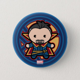 Kawaii Doctor Strange Emblem 6 Cm Round Badge