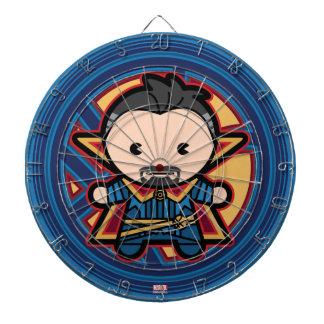 Kawaii Doctor Strange Emblem Dartboard