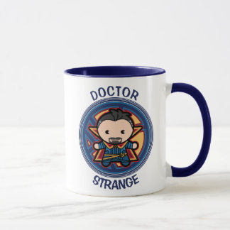 Kawaii Doctor Strange Emblem Mug