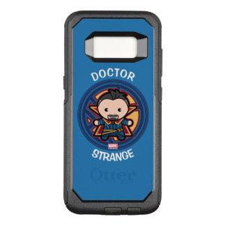 Kawaii Doctor Strange Emblem OtterBox Commuter Samsung Galaxy S8 Case