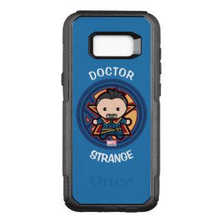 Kawaii Doctor Strange Emblem OtterBox Commuter Samsung Galaxy S8+ Case