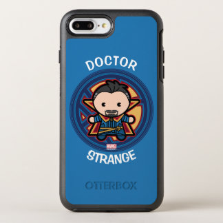 Kawaii Doctor Strange Emblem OtterBox Symmetry iPhone 8 Plus/7 Plus Case