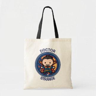 Kawaii Doctor Strange Emblem Tote Bag