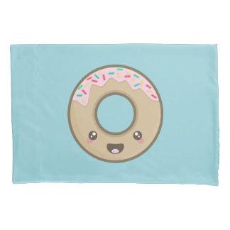 Kawaii Donut Pillowcase