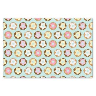 Kawaii Donuts Tissue Paper