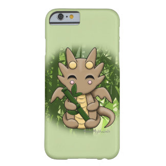 Kawaii Dragon Bamboo iPhone 6/6s Phone Case