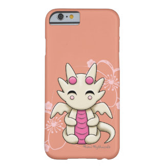 Kawaii Dragon Flowers Iphone 6/6s Phone Case