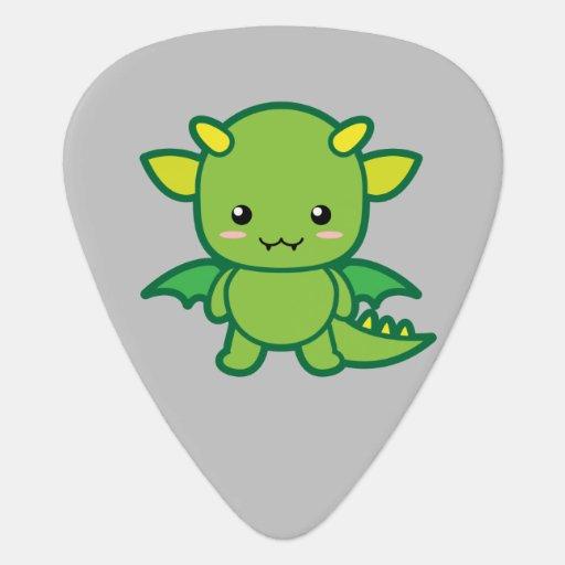 Kawaii Dragon Pick