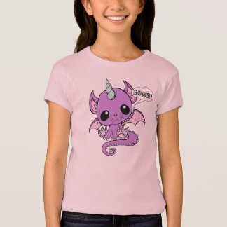 Kawaii Dragon RAWR shirt