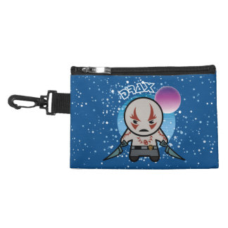 Kawaii Drax In Space Accessory Bag