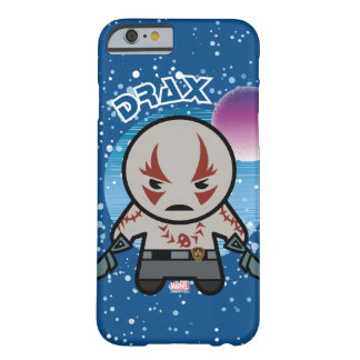 Kawaii Drax In Space Barely There iPhone 6 Case