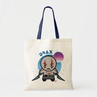 Kawaii Drax In Space Tote Bag