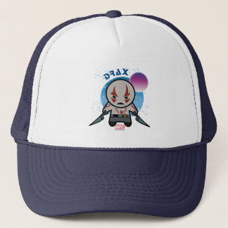 Kawaii Drax In Space Trucker Hat