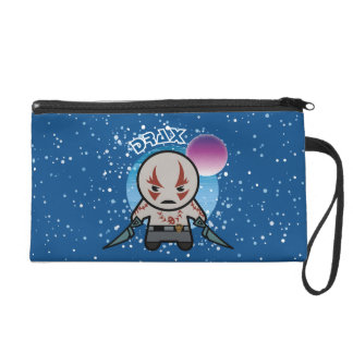 Kawaii Drax In Space Wristlet
