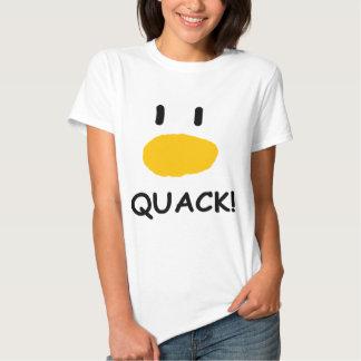 kawaii duck tees