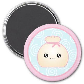 Kawaii Dumpling Magnet