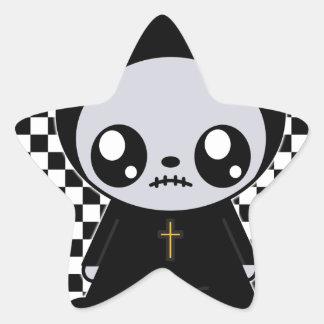 Kawaii Emo Sticker