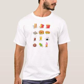 kawaii fast food T-Shirt