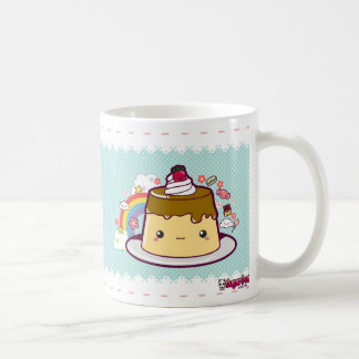 Kawaii Flan Coffee Mug
