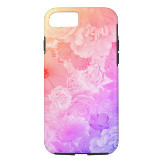 Kawaii Flowers Floral iPhone 8/7 Case