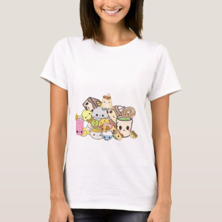 Kawaii foods T-Shirt