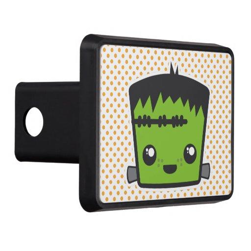 Kawaii Frankenstein Trailer Hitch Cover