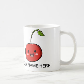 Kawaii Fruit Cherry Mug