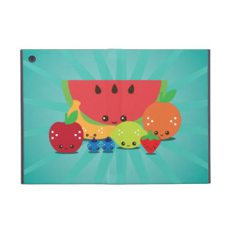 Kawaii Fruit Group iPad Mini Powis Case