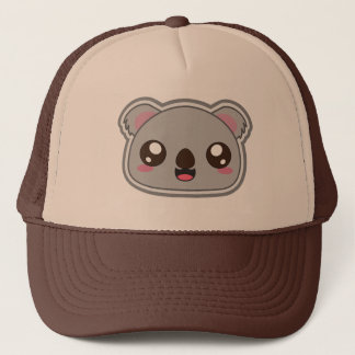 Kawaii, fun and funny koala hat