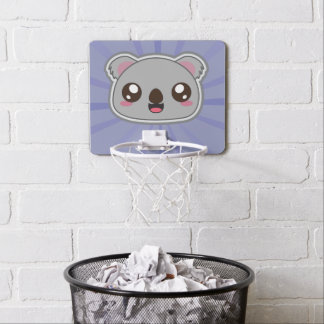 Kawaii, fun, funny and cool koala basketball hoop