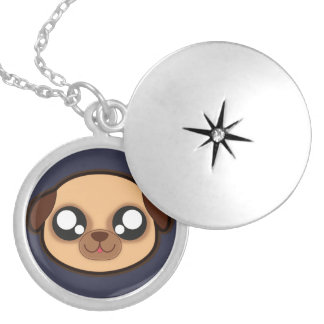 Kawaii funny and cool dog necklace