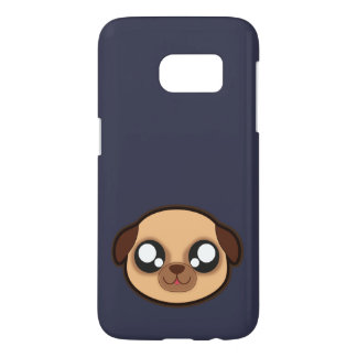 Kawaii funny dog case for samsung s6