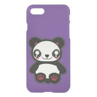 Kawaii funny panda case for iphone7