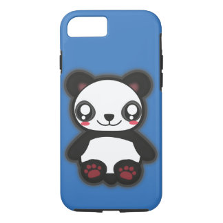 Kawaii funny panda case for the iphone7