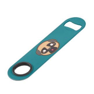 Kawaii funny pug bottle opener
