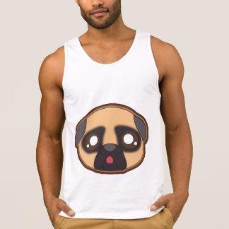 Kawaii funny pug shirt