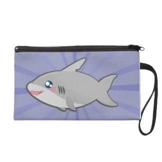 Kawaii funny shark bag