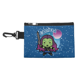 Kawaii Gamora In Space Accessory Bag