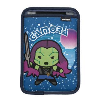 Kawaii Gamora In Space iPad Mini Sleeve