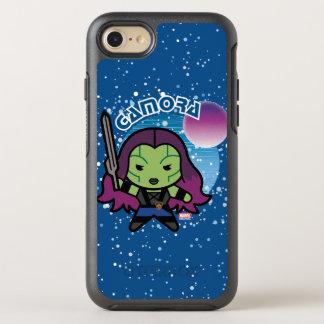 Kawaii Gamora In Space OtterBox Symmetry iPhone 8/7 Case