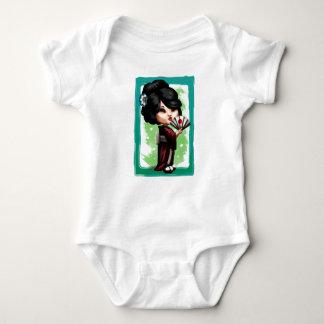 Kawaii Geisha Baby Bodysuit