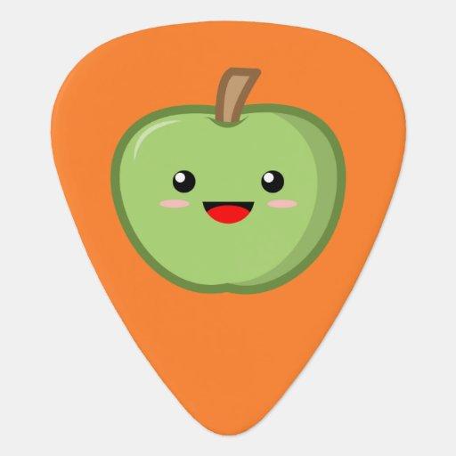 Kawaii Green Apple Pick