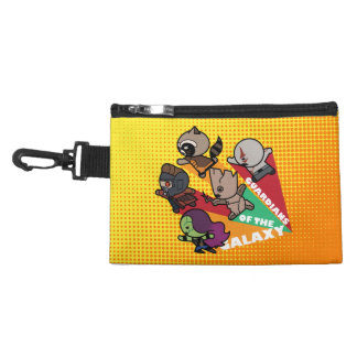 Kawaii Guardians of the Galaxy Group Jump Accessory Bag