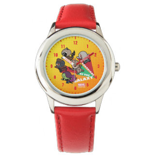 Kawaii Guardians of the Galaxy Group Jump Watch