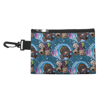 Kawaii Guardians of the Galaxy Pattern Accessory Bag