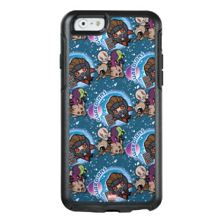 Kawaii Guardians of the Galaxy Pattern OtterBox iPhone 6/6s Case