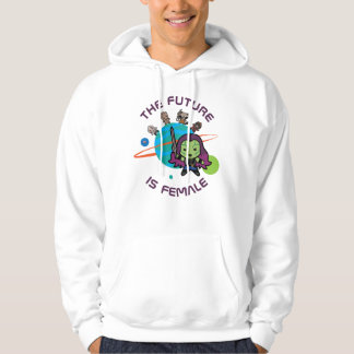 Kawaii Guardians of the Galaxy Planet Graphic Hoodie