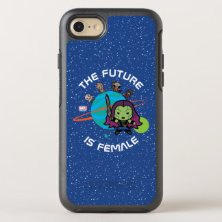 Kawaii Guardians of the Galaxy Planet Graphic OtterBox Symmetry iPhone 8/7 Case