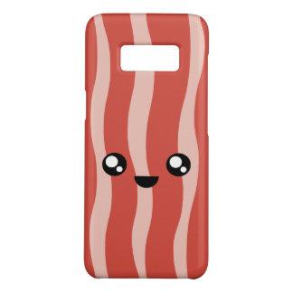 Kawaii Happy Bacon Samsung Galaxy S8 Case