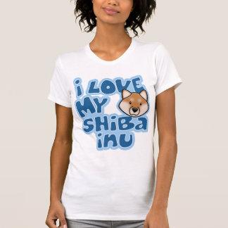 Kawaii I Love My Shiba Inu T-Shirt